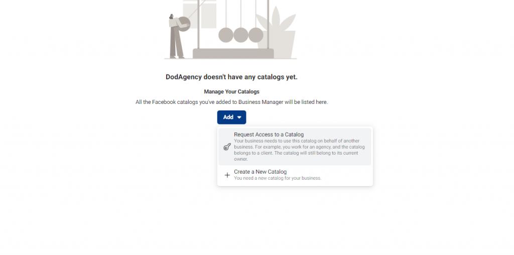 cum creezi un catalog de produse Facebook