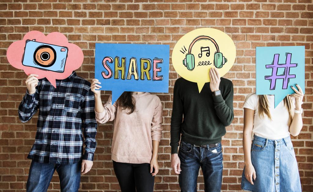 erori comune in social media